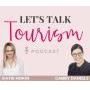 Let's Talk Tourism Podcast Logo